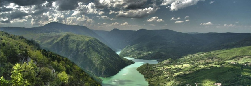 Water Use in the Western Balkans: regional outlooks and global megatrends